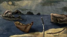 Musashi background painting